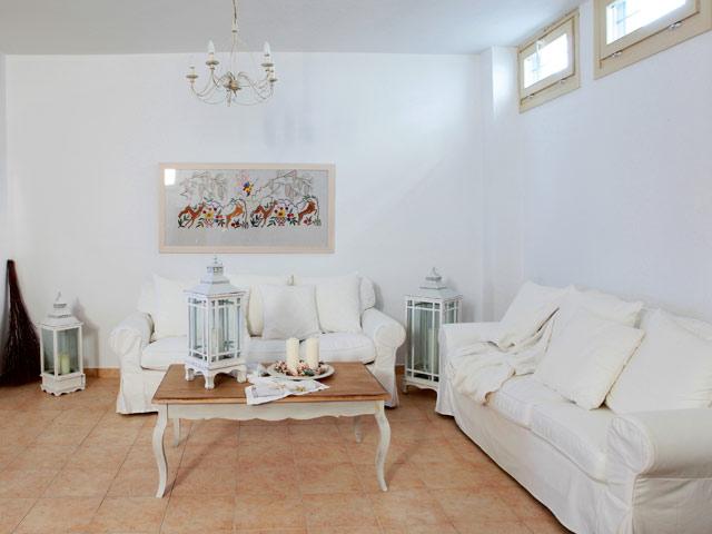 Michaela Residence - Living room