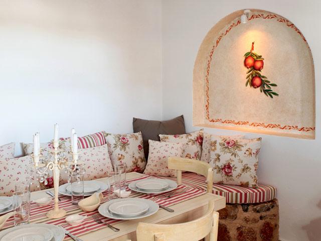 Michaela Residence - Dining Area