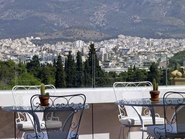 New Hotel Athens -