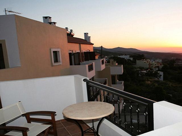 Marina Hotel - Balcony