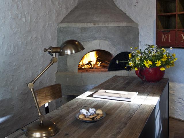 Villa Athermigo - Wooden Oven