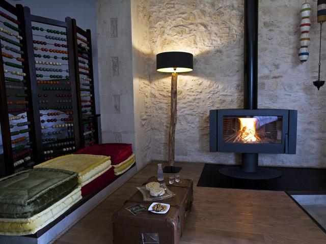 Villa Athermigo - Living room