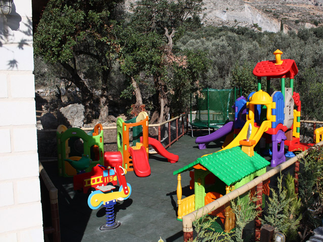 Eleonas Traditional Cottages - Play Area
