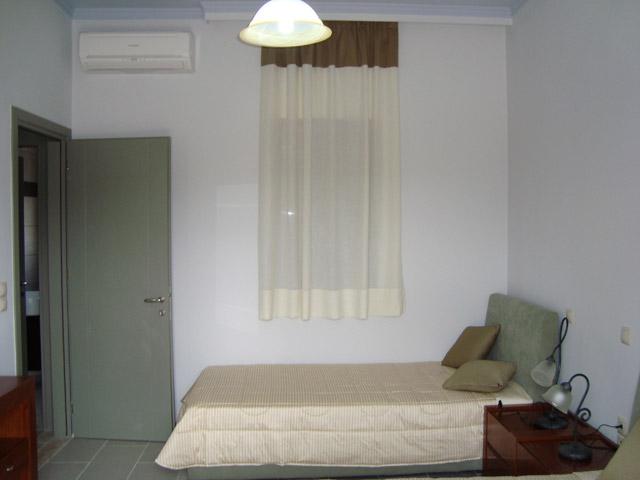 Thealia Hotel Apartments - Bedroom