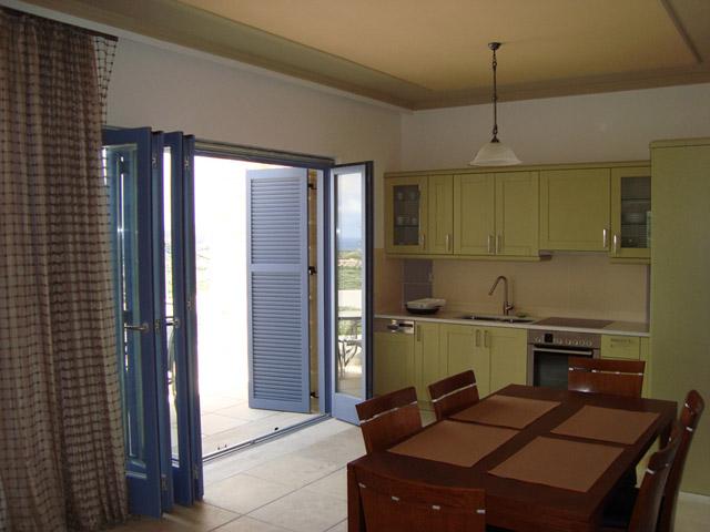 Thealia Hotel Apartments - Kitchen