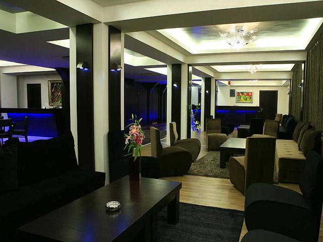 Galaxy Art Hotel - Lobby