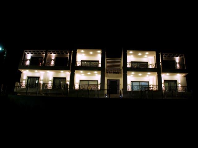 Sugar & Almond Luxury Apartments - Exterior View