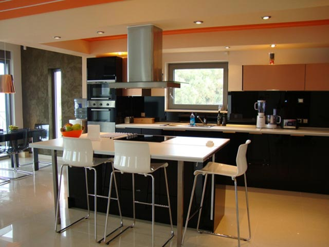 Ionian Pearl - Kitchen area