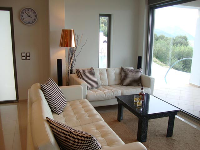 Ionian Pearl - Living Room