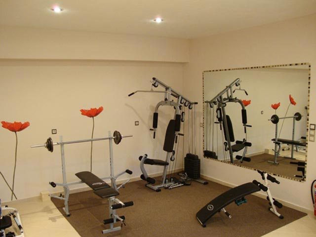 Ionian Pearl - Fitness Room