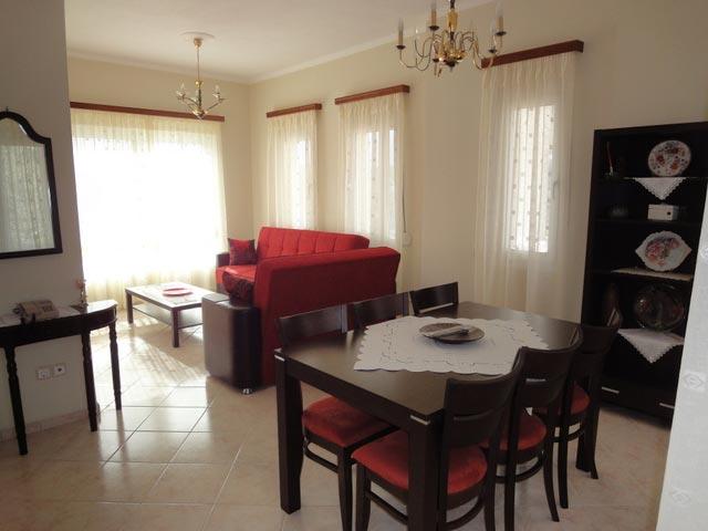 Almaia Villas - Living Room