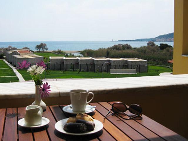 Aktaion Resort Hotel - Balcony