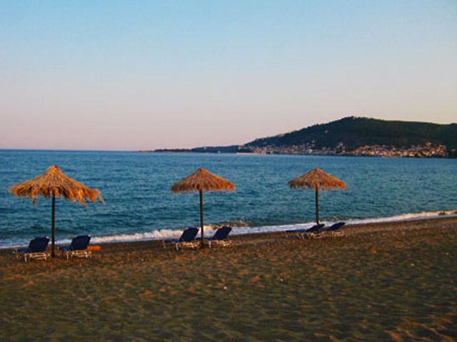 Aktaion Resort Hotel - Beach