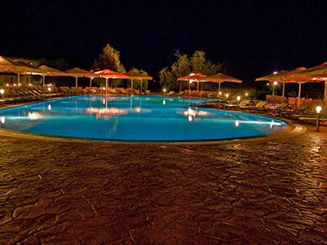Aktaion Resort Hotel - Pool Area