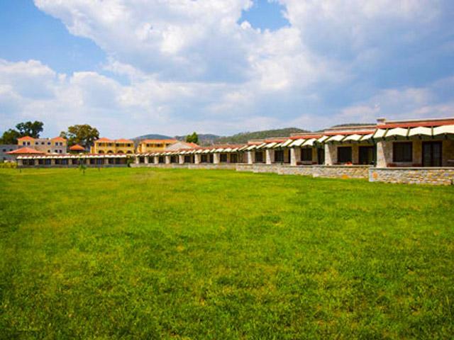 Aktaion Resort Hotel - Exterior View