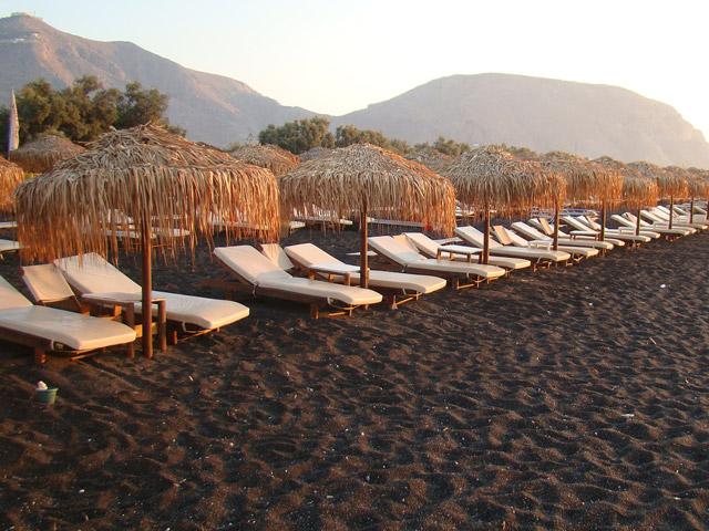 Marc Aggelos Studios Santorini (ex Meteora) - Beach