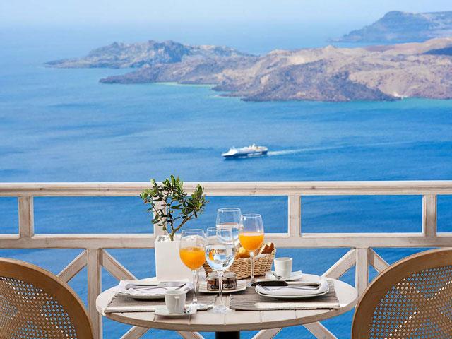Petit Palace Suites - Breakfast Area