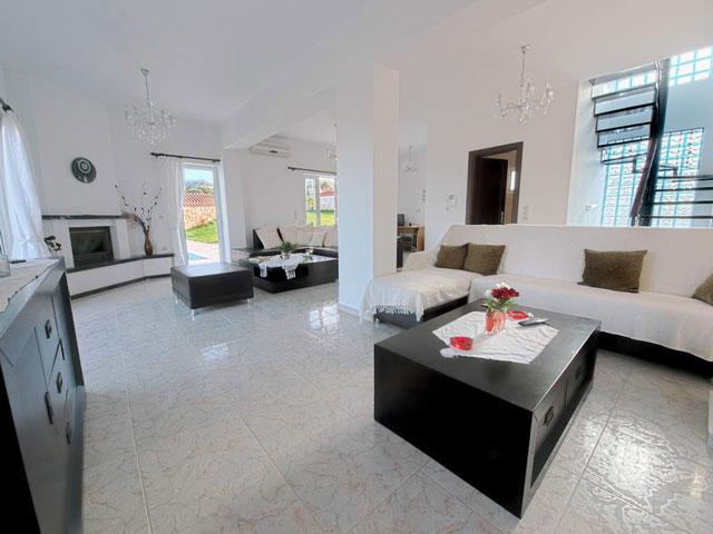 Katerina Vip Villa - Living Room
