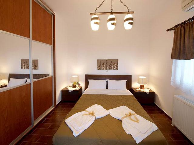 Katerina Vip Villa - Bedroom