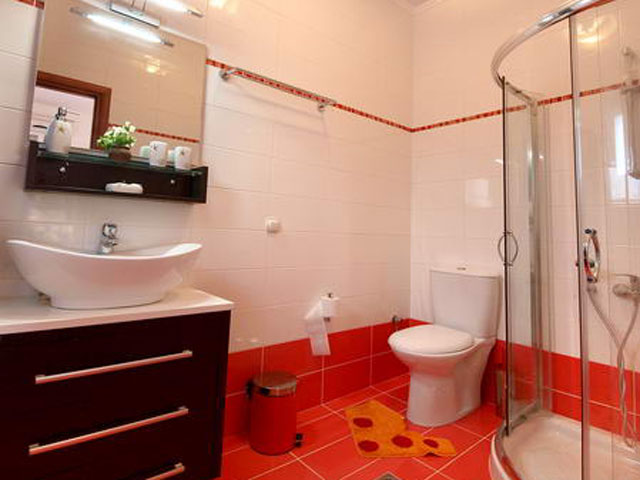 Katerina Vip Villa - Bathroom