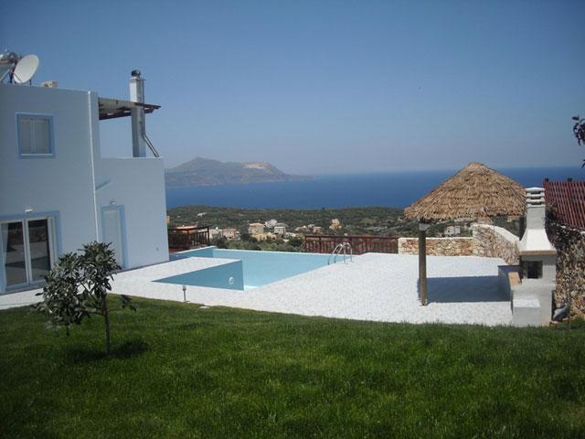 Katerina Vip Villa - Exterior View