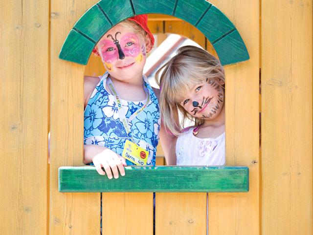 Mikri Poli Rhodes Resort - Kids Club