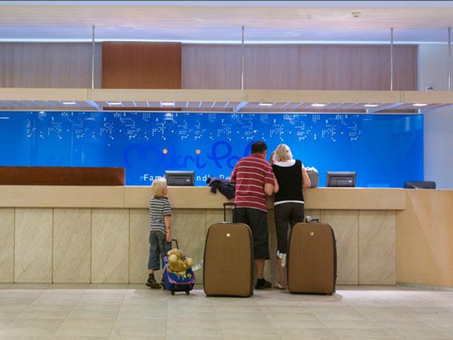 Mikri Poli Rhodes Resort - Reception
