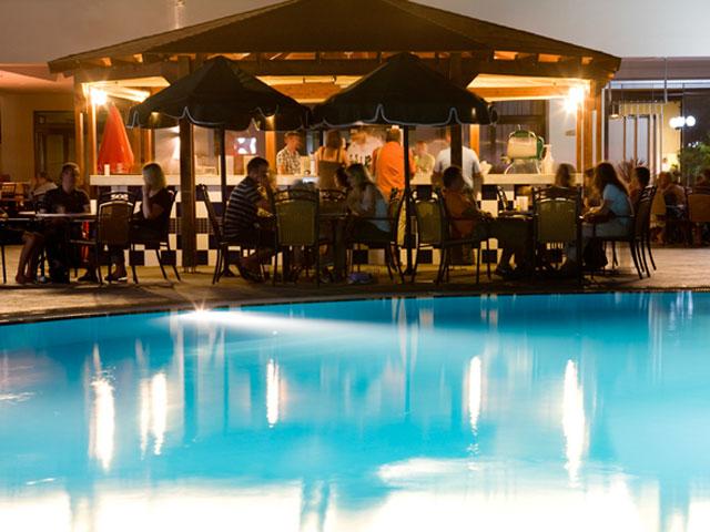 Mikri Poli Rhodes Resort - Pool Bar