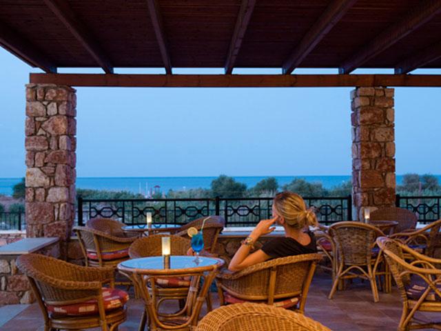 Mikri Poli Rhodes Resort - Bar