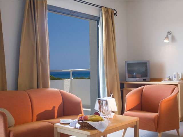 Mikri Poli Rhodes Resort - Room
