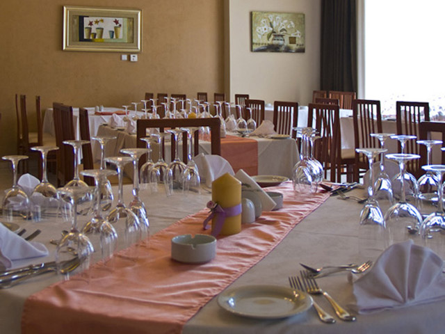 Achillio Hotel - RESTAURANT