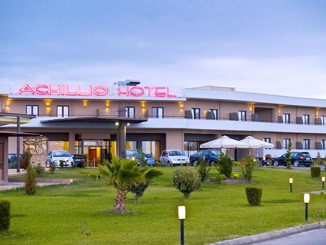 Achillio Hotel - Exterior View