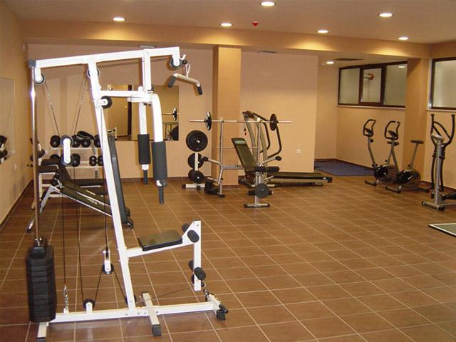 Achillio Hotel - Gym