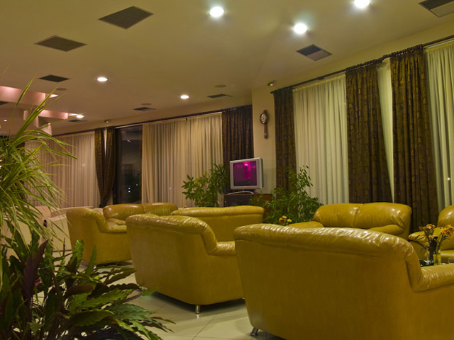 Achillio Hotel - Lobby
