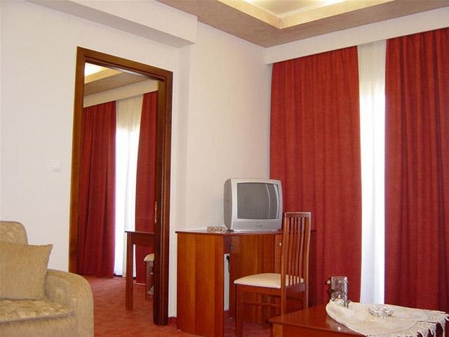 Achillio Hotel - Living Room