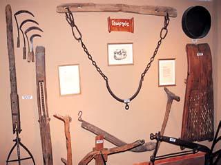 Arolithos Traditional Cretan Village - Museum of Rural History