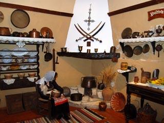 Arolithos Traditional Cretan Village - Museum