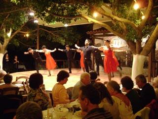 Arolithos Traditional Cretan Village - Dancing Show