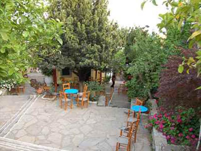 Arolithos Traditional Cretan Village - Exterior View