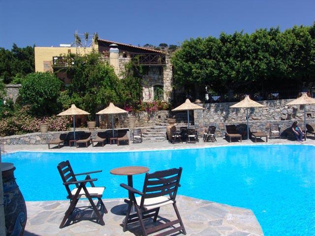 Arolithos Traditional Cretan Village -