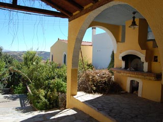 Arolithos Traditional Cretan Village - Bbq