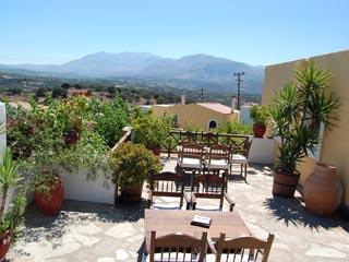Arolithos Traditional Cretan Village - Veranta