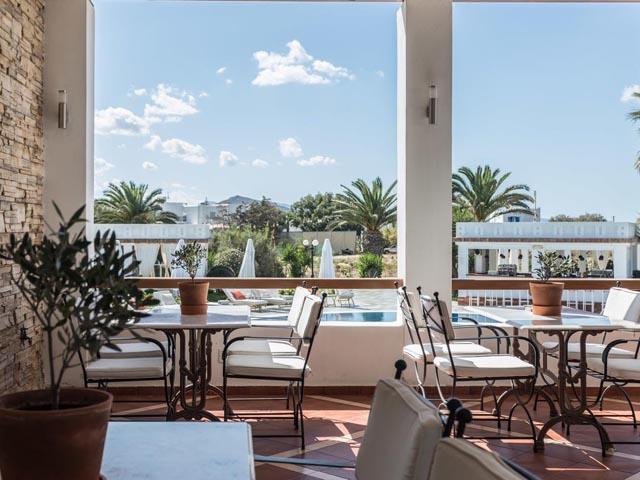 Porto Naxos Hotel -