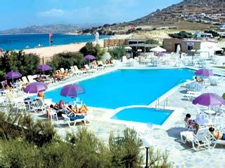 Mikri Vigla Hotel - Swimming Pool