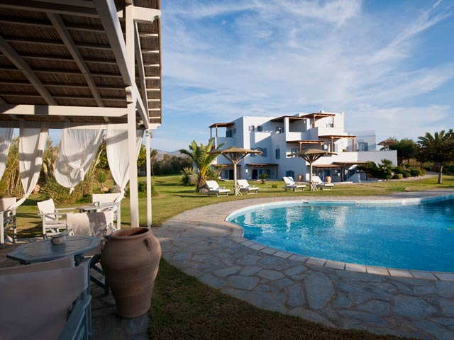 Ammos Naxos Exclusive Apartments -