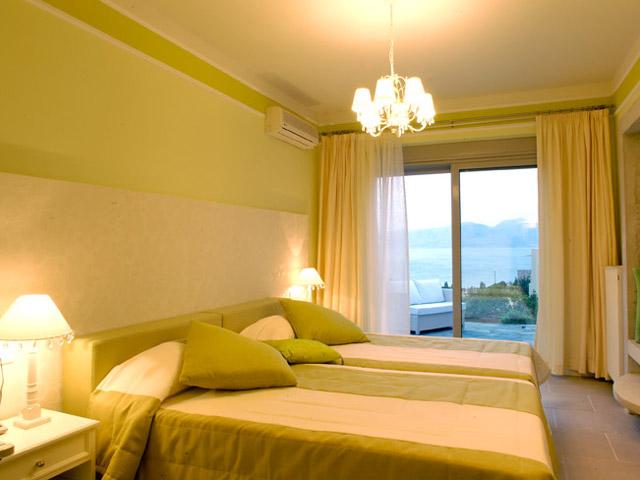 Pleiades Luxurious Villas - Bedroom
