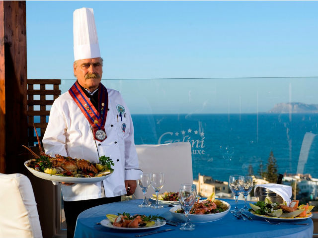 CHC Galini Sea View Hotel (Adults Only) -