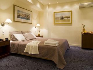 Piraeus Dream City Hotel - Double Room