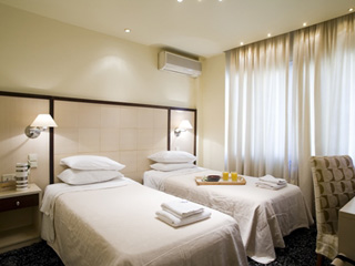 Piraeus Dream City Hotel - Twin Room