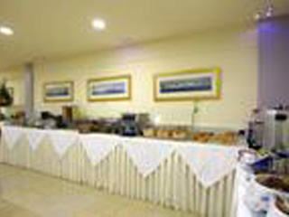 Piraeus Dream City Hotel - Breakfast Room